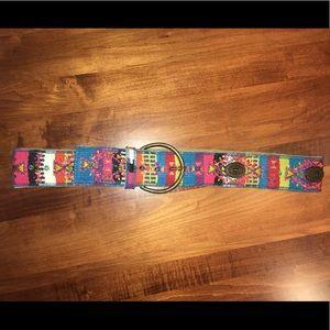 Chico's belt size large